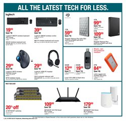 Usb deals in the Staples weekly ad in Lancaster PA