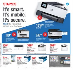 Electronics & Office Supplies deals in the Staples weekly ad in Federal Way WA