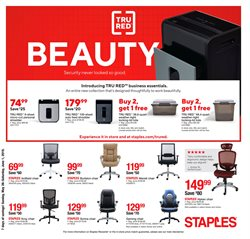 Electronics & Office Supplies deals in the Staples weekly ad in Van Nuys CA