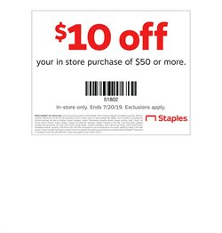 Electronics & Office Supplies deals in the Staples weekly ad in Knoxville TN