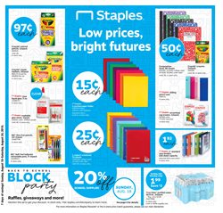 Electronics & Office Supplies deals in the Staples weekly ad in Kirkland WA