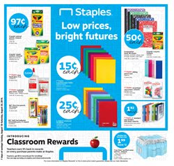 Electronics & Office Supplies deals in the Staples weekly ad in Bay City MI