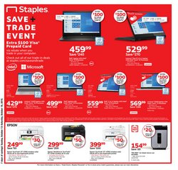 Electronics & Office Supplies deals in the Staples weekly ad in Fairview NJ