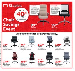 Electronics & Office Supplies deals in the Staples weekly ad in Pontiac MI