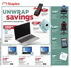 Electronics & Office Supplies deals in the Staples weekly ad in San Diego CA