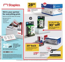 Electronics & Office Supplies deals in the Staples weekly ad in Charleston WV