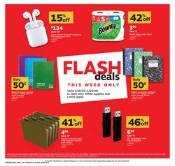 Electronics & Office Supplies deals in the Staples weekly ad in Phoenix AZ