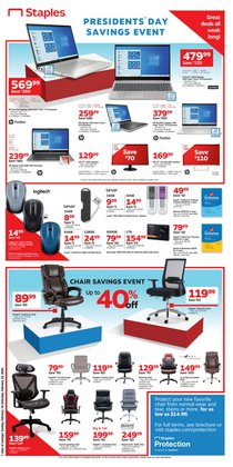 Electronics & Office Supplies offers in the Staples catalogue in Monroe NC ( 1 day ago )