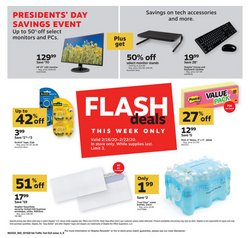 Electronics & Office Supplies offers in the Staples catalogue in Gilbert AZ ( Expires today )