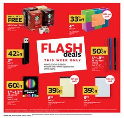 Electronics & Office Supplies offers in the Staples catalogue in Scottsdale AZ ( 3 days left )