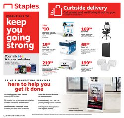 Electronics & Office Supplies offers in the Staples catalogue in Boca Raton FL ( Published today )