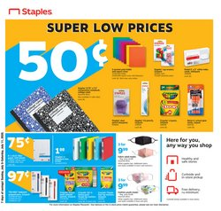 Electronics & Office Supplies offers in the Staples catalogue in New York ( 1 day ago )