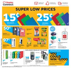 Electronics & Office Supplies offers in the Staples catalogue in Brockton MA ( 1 day ago )