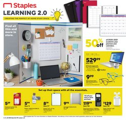 Electronics & Office Supplies offers in the Staples catalogue in Grand Prairie TX ( Expires tomorrow )