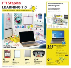 Electronics & Office Supplies offers in the Staples catalogue in Miami Beach FL ( Published today )