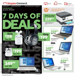 Electronics & Office Supplies offers in the Staples catalogue in Massillon OH ( 3 days left )