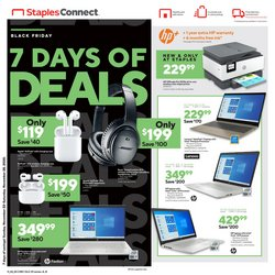 Electronics & Office Supplies offers in the Staples catalogue in Overland Park KS ( Expires today )