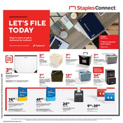Staples catalogue in Chicago IL ( Expired )