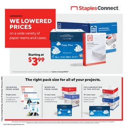 Staples catalogue in Los Angeles CA ( Expired )