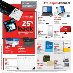Staples catalogue in Erie PA ( Expired )