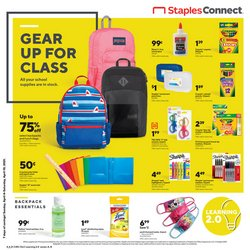 Electronics & Office Supplies offers in the Staples catalogue in Arlington Heights IL ( Expires today )