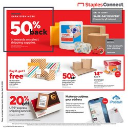 Electronics & Office Supplies offers in the Staples catalogue in Canton OH ( Expires today )
