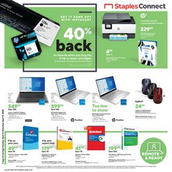 Electronics & Office Supplies offers in the Staples catalogue in Wheaton IL ( 2 days left )