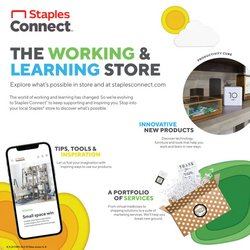 Staples catalogue ( 2 days left )