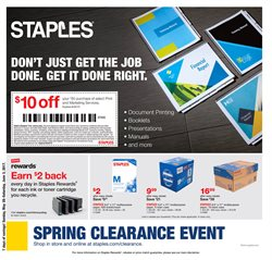 Staples deals in the Las Vegas NV weekly ad