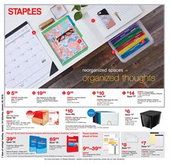 Electronics & Office Supplies deals in the Staples weekly ad in Hamilton OH