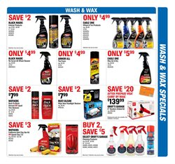Car wheels deals in the AutoZone weekly ad in New York