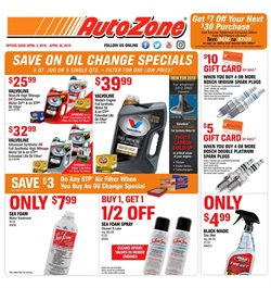 Tires deals in the AutoZone weekly ad in Erie PA