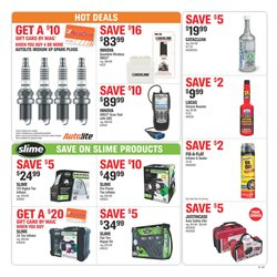 Tires deals in the AutoZone weekly ad in New York