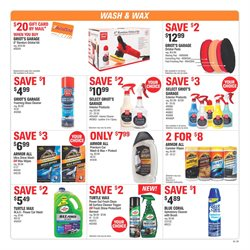 Oil change deals in the AutoZone weekly ad in Charleston WV