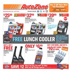 Automotive deals in the AutoZone weekly ad in Houston TX