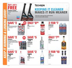 Exhaust deals in the AutoZone weekly ad in Dearborn Heights MI