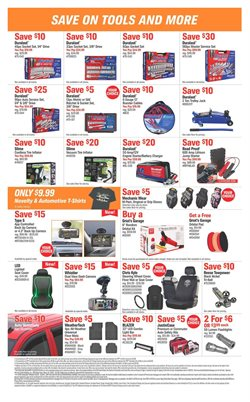 Tires deals in the AutoZone weekly ad in Victoria TX