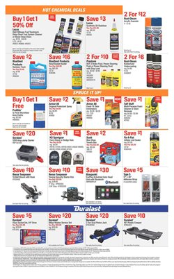 Brakes deals in the AutoZone weekly ad in Bayamon PR