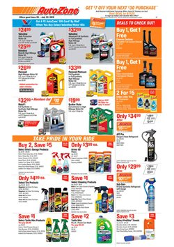 AutoZone deals in the Antioch CA weekly ad
