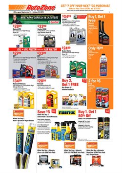 AutoZone deals in the Lynn MA weekly ad