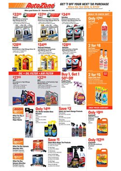 AutoZone deals in the Wichita KS weekly ad