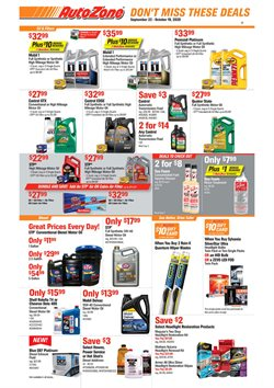 AutoZone catalogue in Chula Vista CA ( 19 days left )