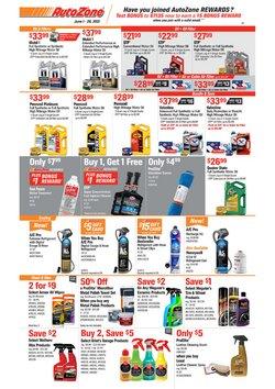 AutoZone catalog ( 8 days left)