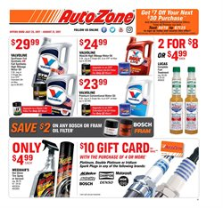 AutoZone deals in the Philadelphia PA weekly ad