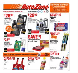 AutoZone deals in the Duncansville PA weekly ad
