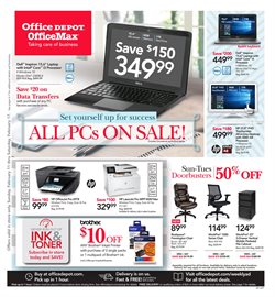 Office Depot Deals In The Alpharetta GA Weekly Ad