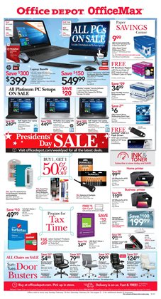 Cross Creek Mall deals in the Office Depot weekly ad in Fayetteville NC