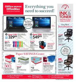 Office Depot Deals In The Mcdonough GA Weekly Ad