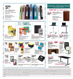 Air conditioner deals in the Office Depot weekly ad in New York