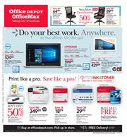 Office Depot Deals In The Merrillville Weekly Ad